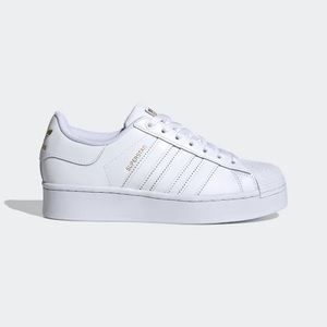Adidas Womens Superstar Bold Sneakers